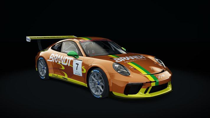 Brandt racing