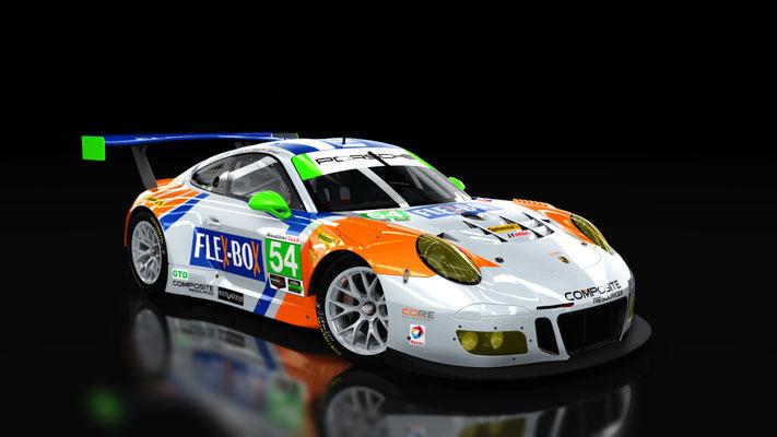 [IMSA] Core Autosport Porsche GT3-R, Weathertech Patron Endurance Series
