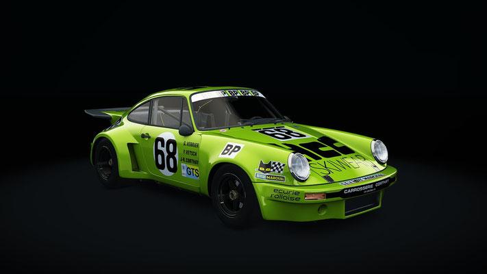 Guy Verrier - 24h du Mans 1975