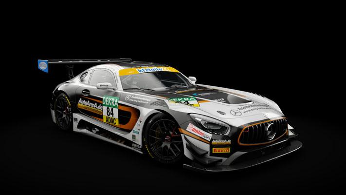HTP Motorsport AutoArenA ADAC GT Masters 2018