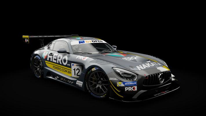 AMG GT3 GT Open 2017#12