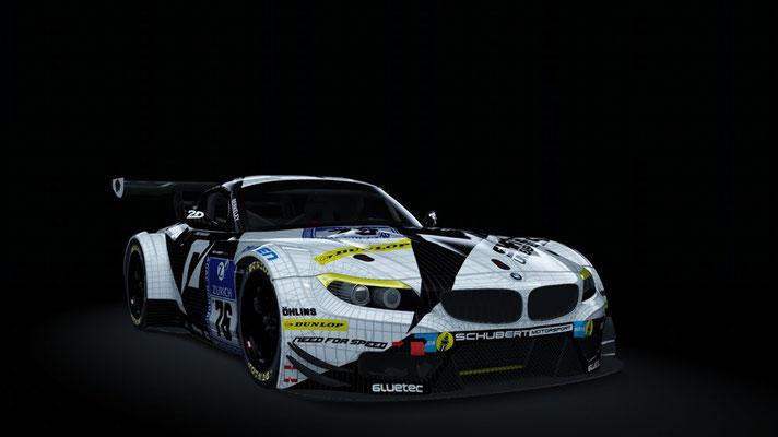 Schubert Motorsport Z4 GT3 2011