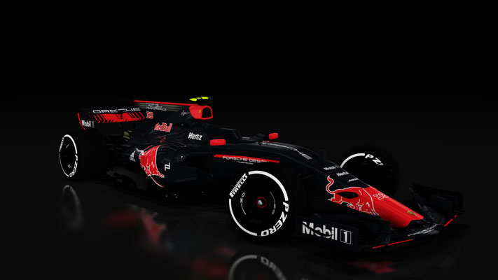 Red Bull Porsche Design 4k   Formula Hybrid