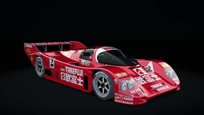 Brun Motorsport - Takefuji