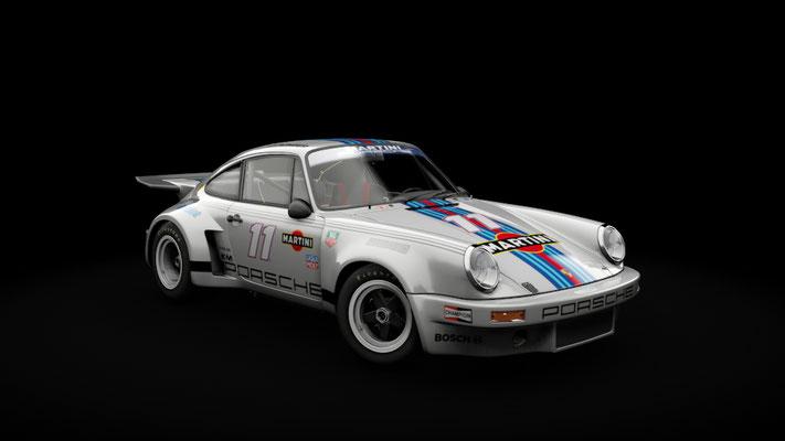 Porsche Carrera RSR 74 Martini