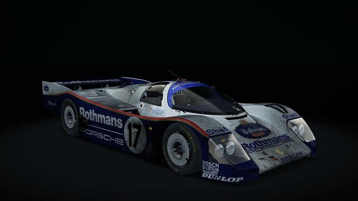 Rothmans #17 LM 1987