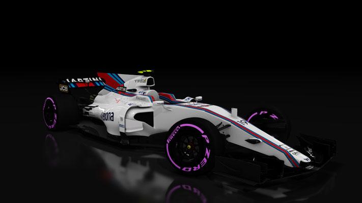F1 2017 FW40
