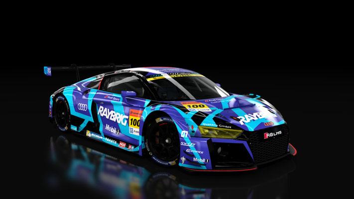 Audi Raybrig Team KUNIMITSU
