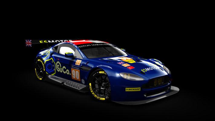 URD EGT Arthur Merlin Skins - GiT Racing Team
