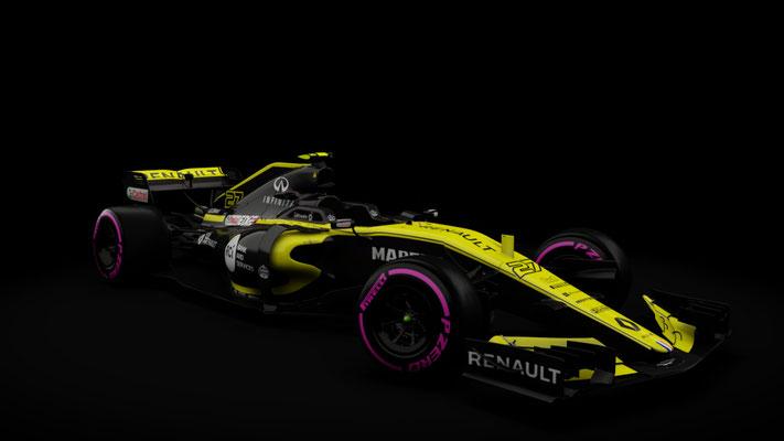 Formula Hybrid   Renault RS18 2018