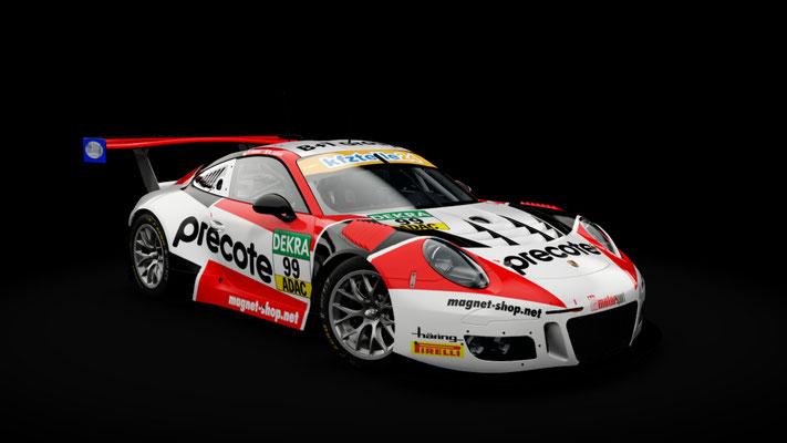 Herberth Motorsport ADAC GT Masters 2018