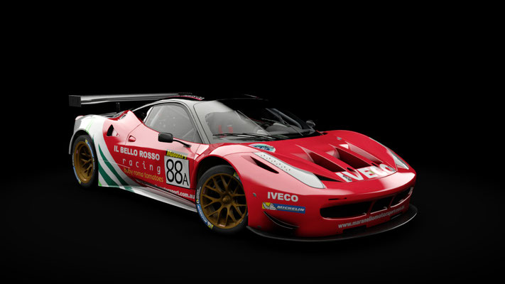 2014 12h Bathurst Maranello Motorsport #88