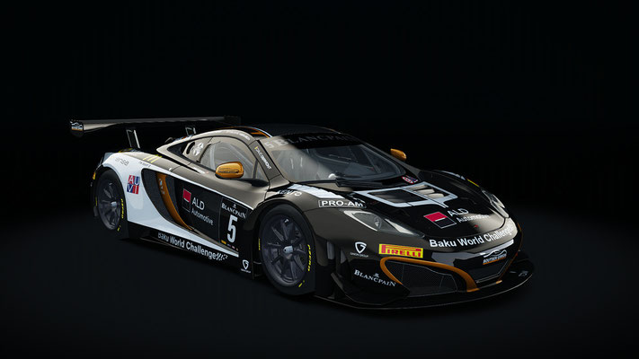 Boutsen Ginion Racing #5