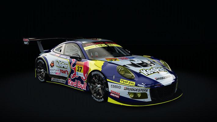 #37 Keeper TOM'S Redbull Porsche
