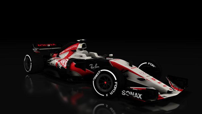 Gallery82   F1 Hybrid   BAR F1 2017