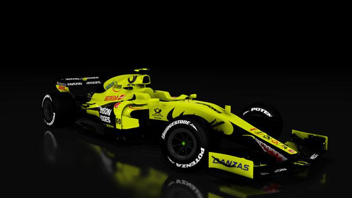 Formula Hybrid: Jordan EJ11