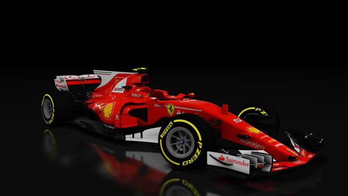 RSS Formula Hybrid 2017 - Ferrari SF70H