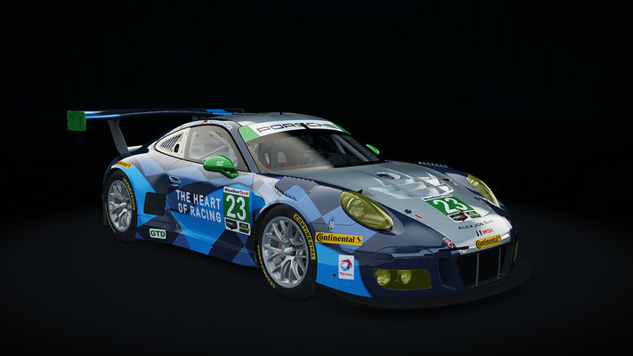 Team Seattle - Alex Job Racing