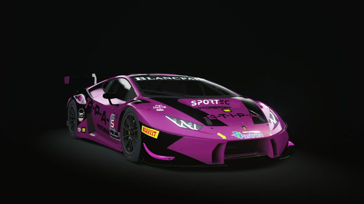Sportech Purple