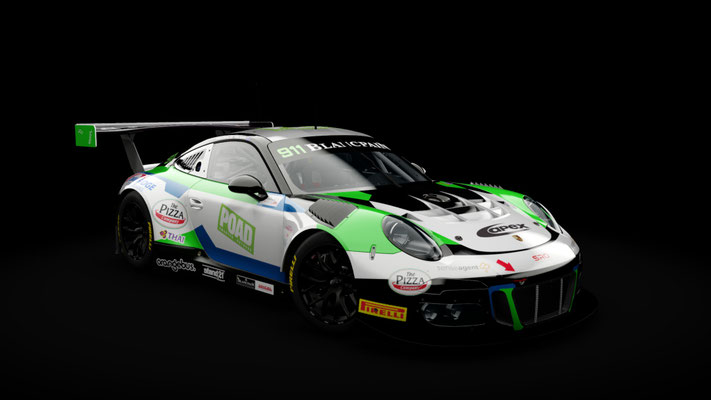 2018 Blancpain GT Series Asia Porsche & Nissan Pack