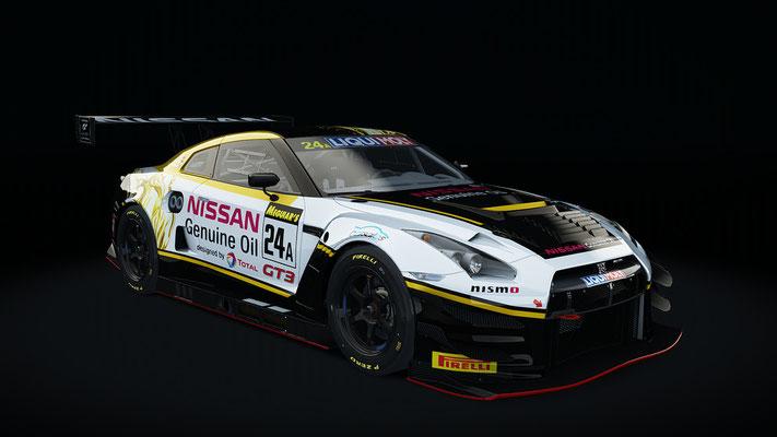 Nissan Motorsport GT-R