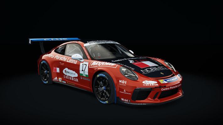 """Enrico Fulgenzi """"TAM Racing"""""""