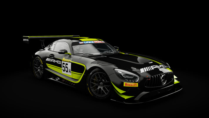 KS AMG GT3 Bathurst 12h 2018 Pack