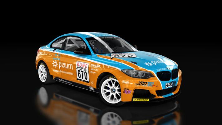 BMW m235i Racing Adrenalin Motorsport/Pixum
