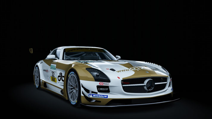 2011 ADAC GT Masters 'Gize'