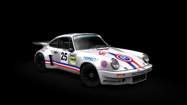Porsche 911 carrera RSR 3.0 Skin Fantasy