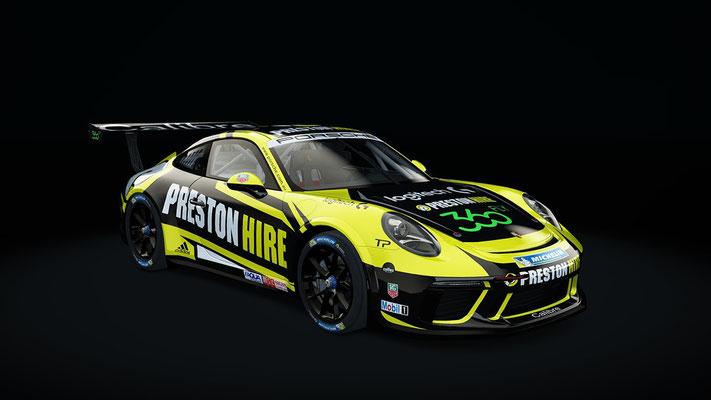 Preston Hire Racing