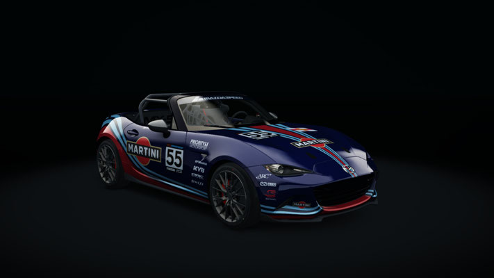 RD MX5 Cup Skin Pack