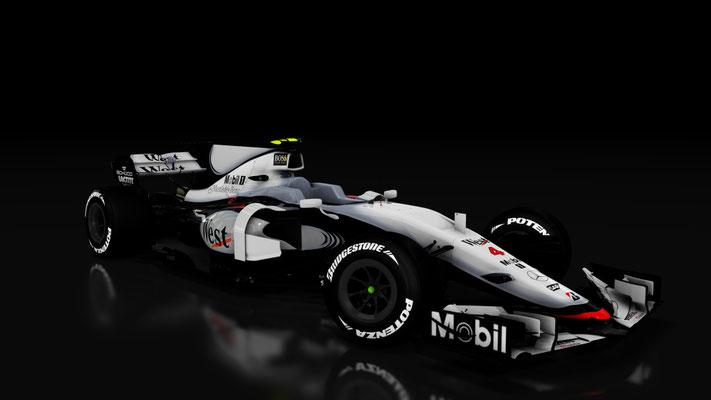 Formula Hybrid: MP4/16