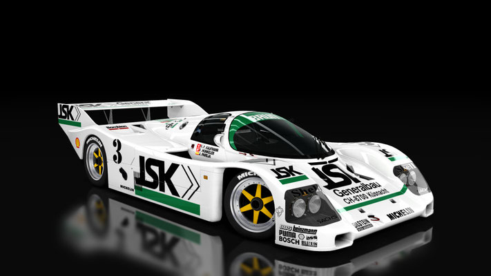 Porsche 962 Brun Motorsport