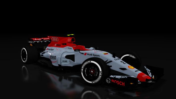 Audi Sport F1 RS