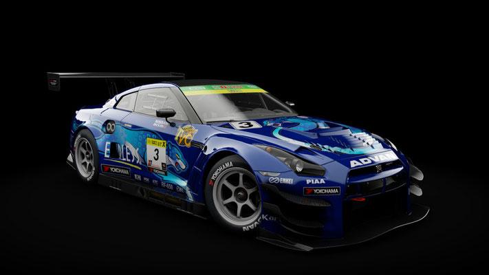 Nissan GTR GT3 - Endless Racing Team - Super Taikyu 2016