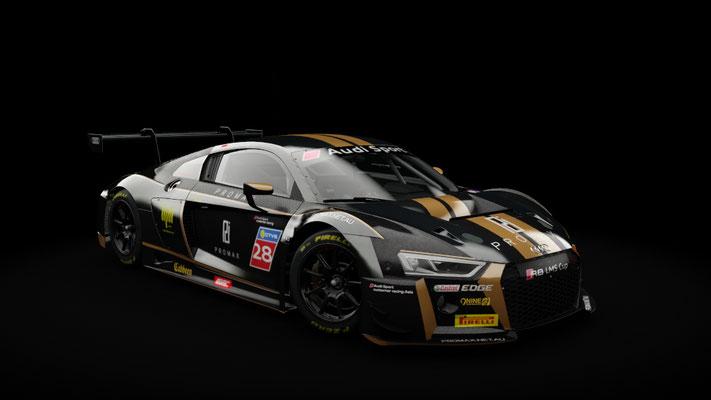 Audi R8 LMS - Promax Team - Andrew Haryanto - Adelaide 2018