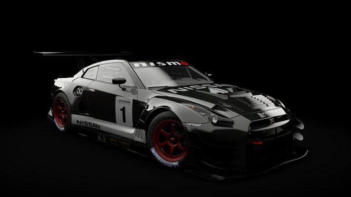 Nissan GTR GT3- Polyphony Stealth
