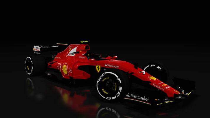 Scuderia Ferrari SF-F1 Concept