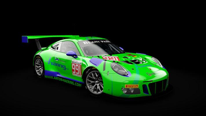 BES 18 Herbert Motorsport #991