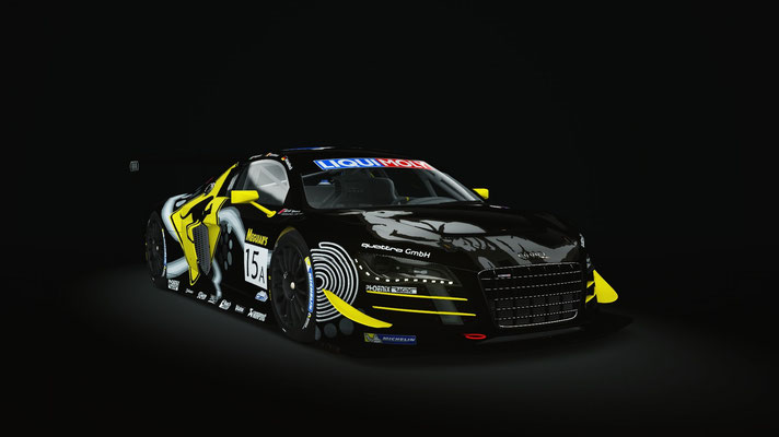 Phoenix Racing R8 LMS Kangaroo