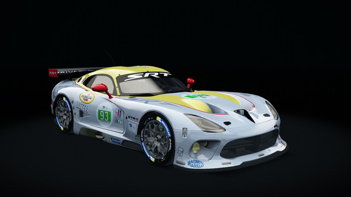 2013 SRT Motorsports Viper