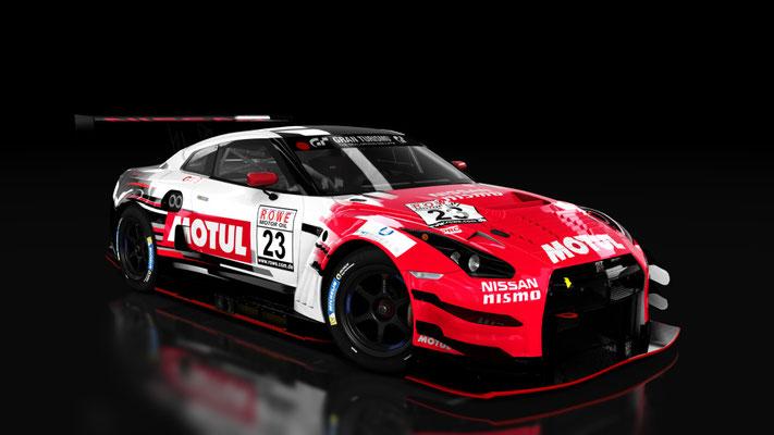 Nissan Motorsport SPX VLN 2017