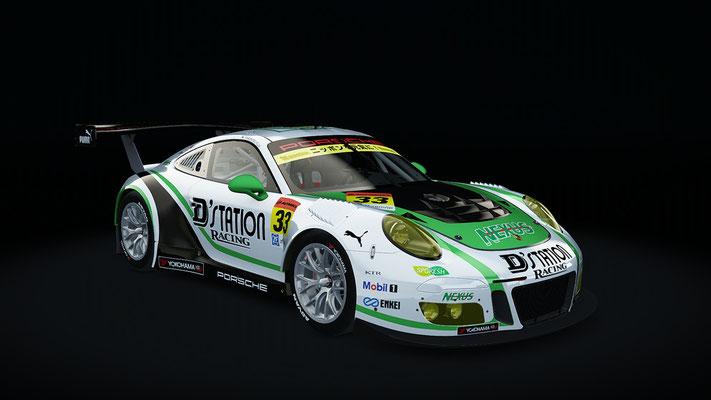 2017 D'station Porsche / D'station Racing