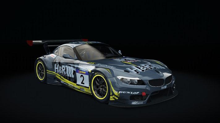 Alzen Automotive Z4 GT3