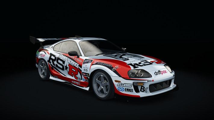 Max Orido – Formula Drift Asia 2012