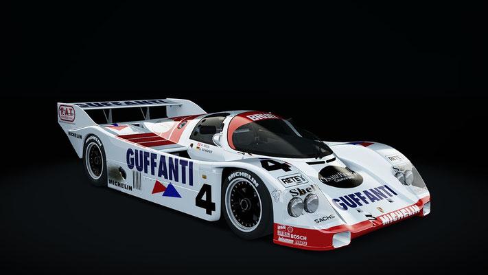 Brun Motorsport GUFFANTI 1988