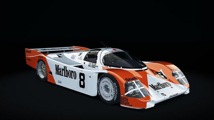 Marlboro Joest Racing Team 1983