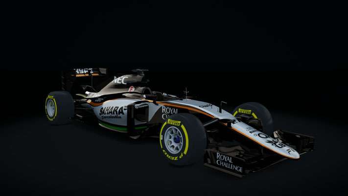 Force India 2016