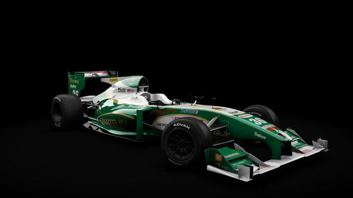 2018 Super Formula Vantelin Team TOM'S